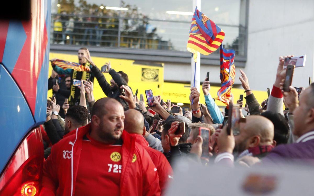 صور مباراة : بوريسيا دوتموند - برشلونة 0-0 ( 17-09-2019 )  3