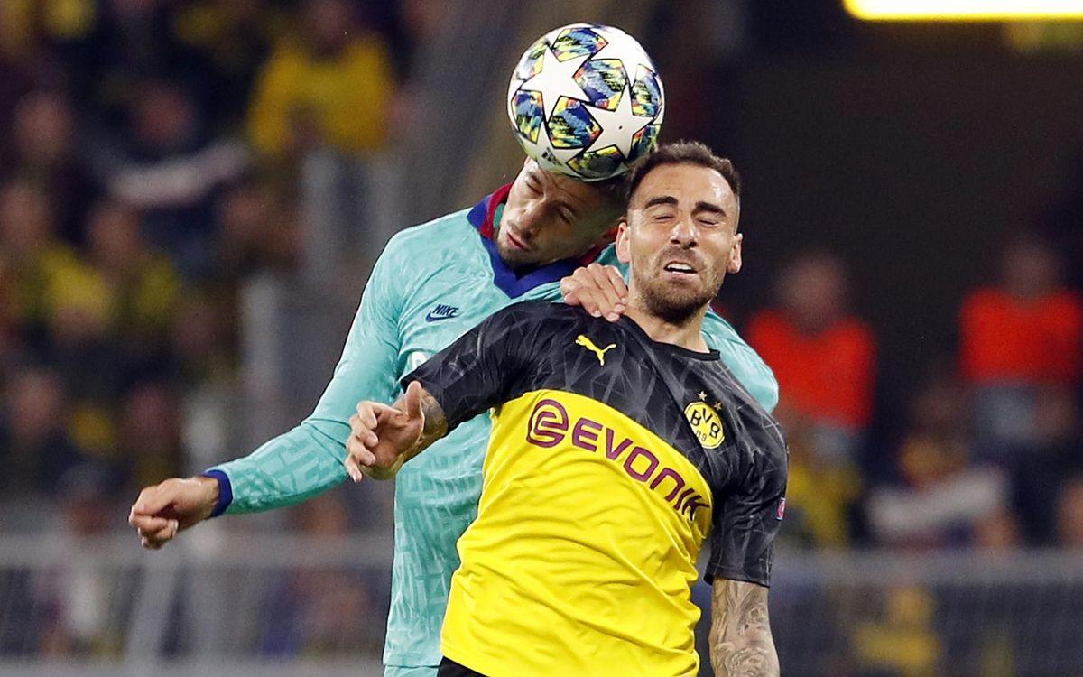 صور مباراة : بوريسيا دوتموند - برشلونة 0-0 ( 17-09-2019 )  24