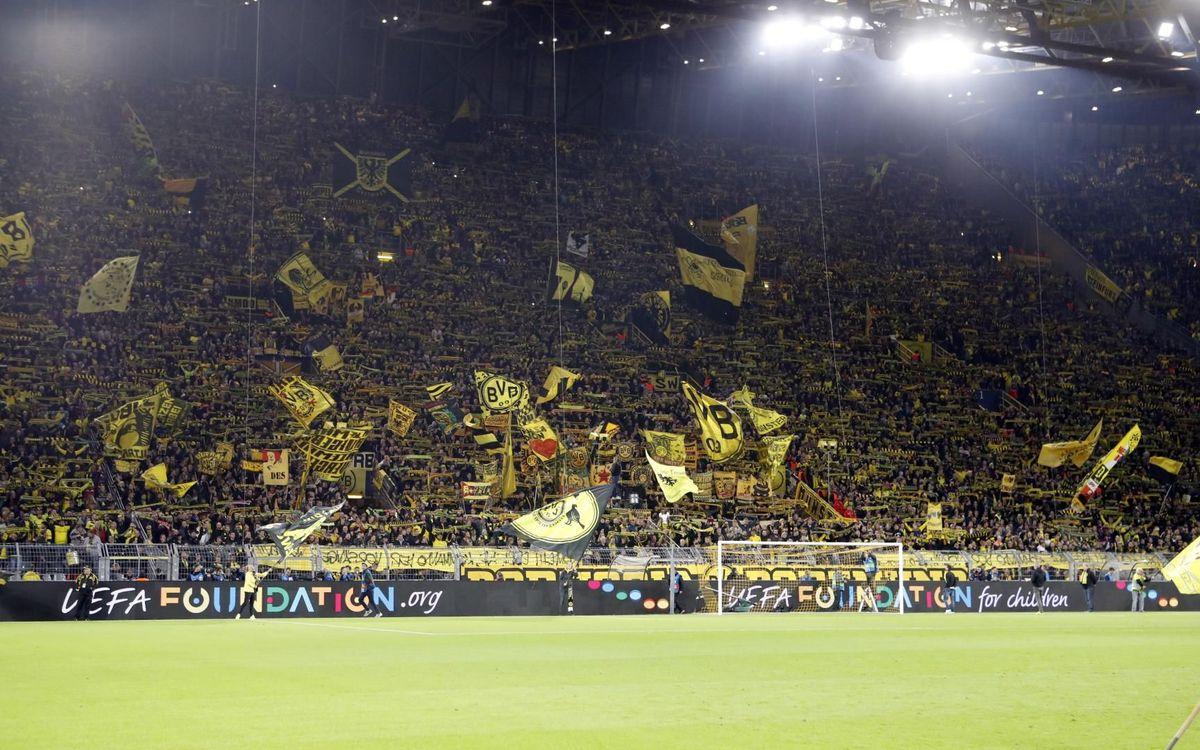 صور مباراة : بوريسيا دوتموند - برشلونة 0-0 ( 17-09-2019 )  16