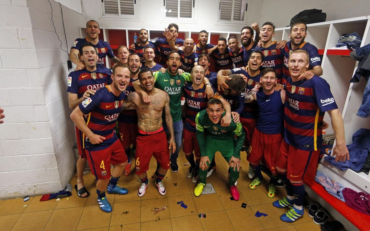 Granada, escenari del títol de Lliga 2016