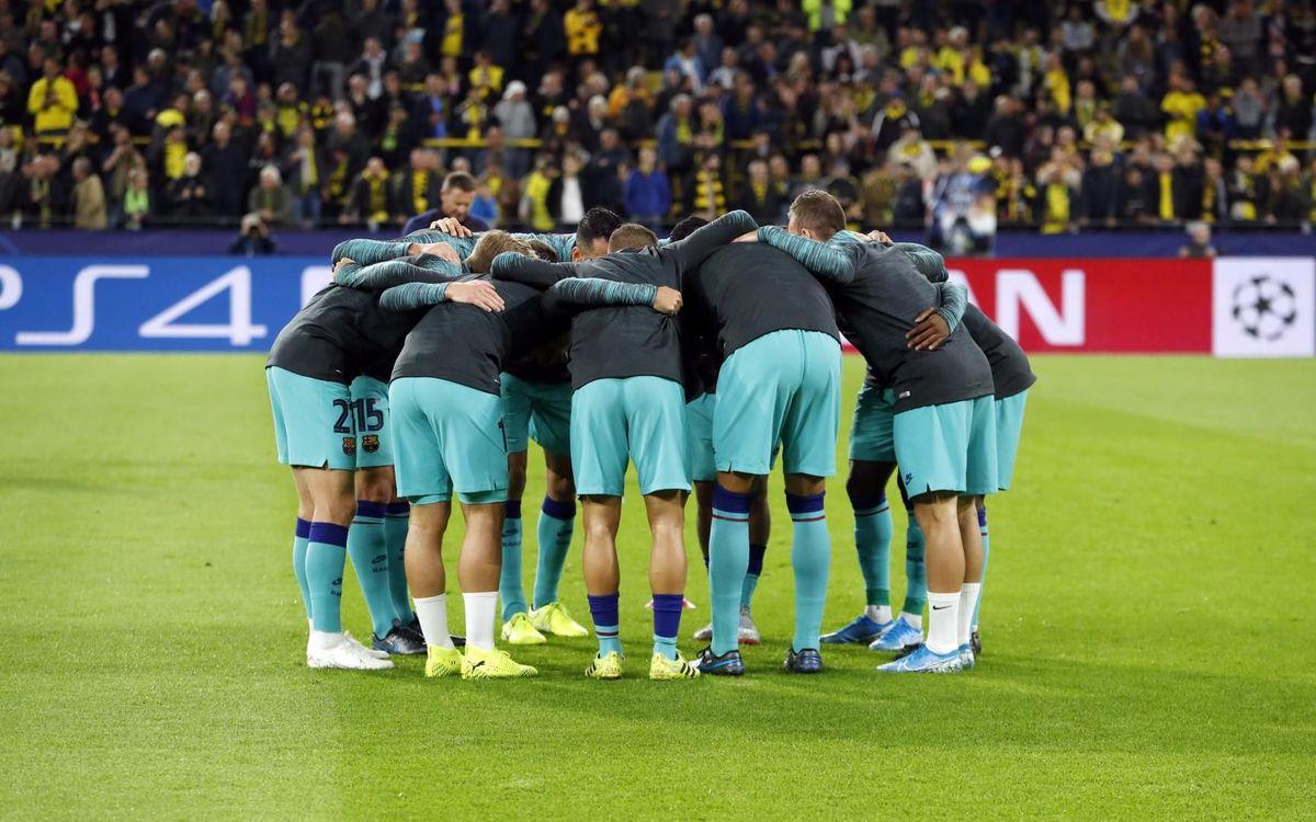 صور مباراة : بوريسيا دوتموند - برشلونة 0-0 ( 17-09-2019 )  11