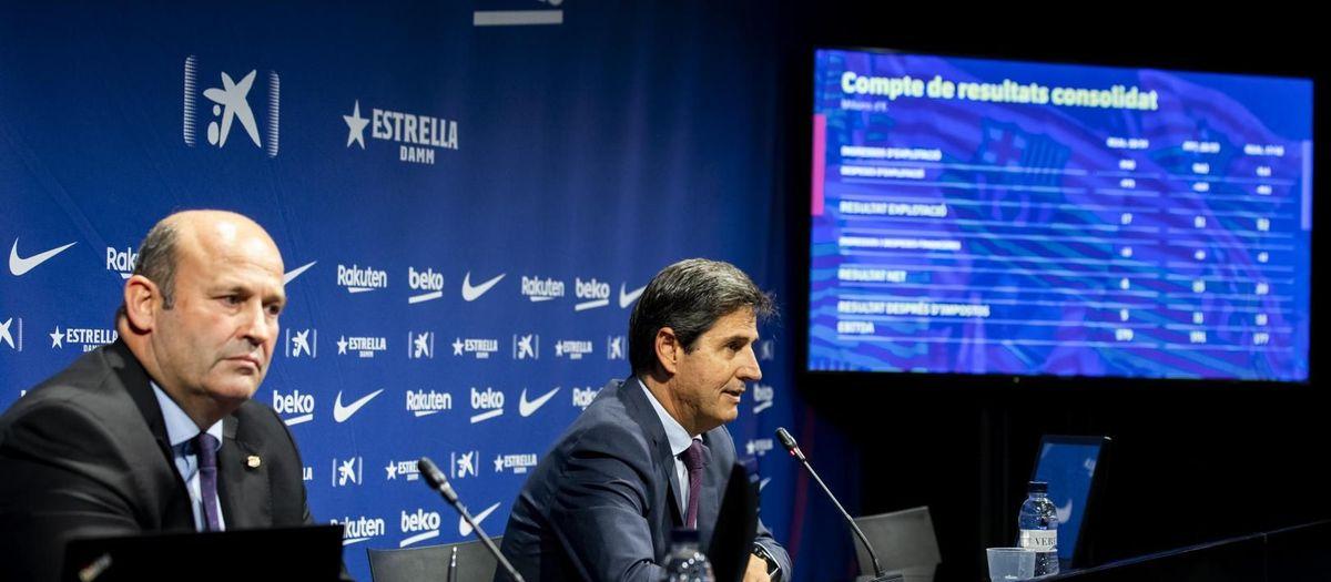 Le Barça va dépasser le milliard d'euros de revenus, un an avant les délais prévus, et se consolider en tant que leader en termes de revenus de clubs dans le monde