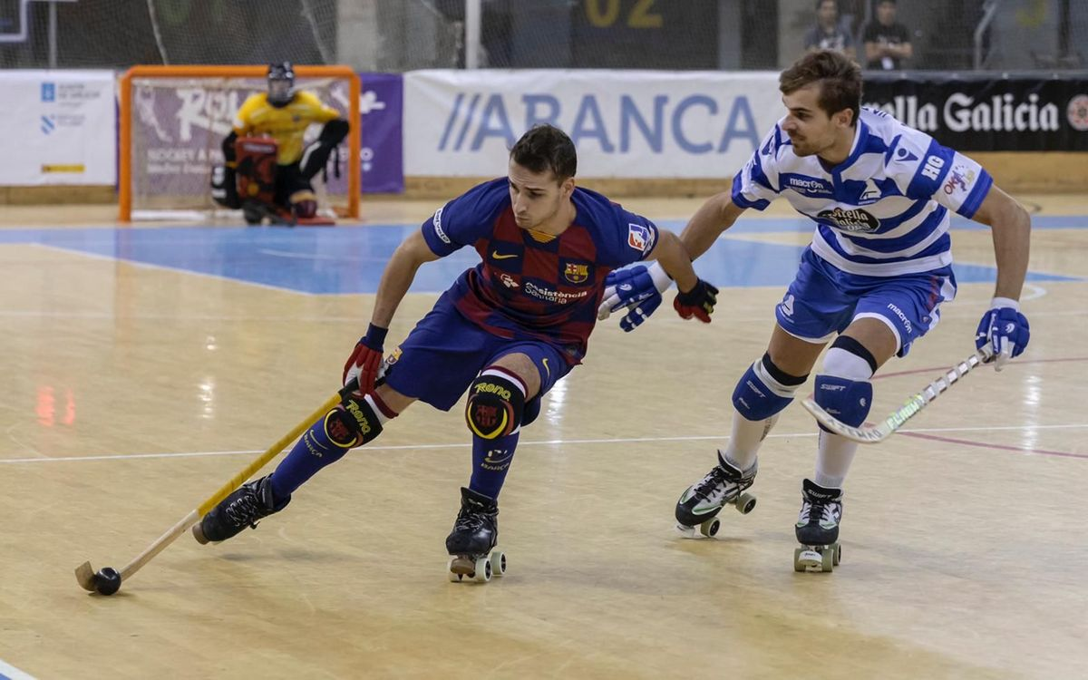 HC Liceo 2-1 Barça: A bitter start in the OK League