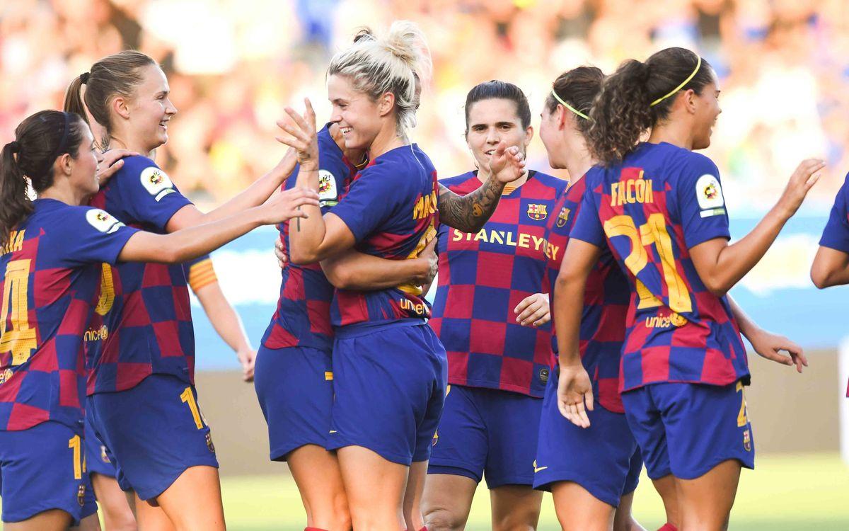 Barça – Atlètic de Madrid (prèvia): El nostre moment