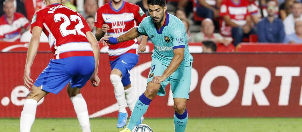グラナダ – FC バルセロナ: 予期せぬ黒星(2-0)
