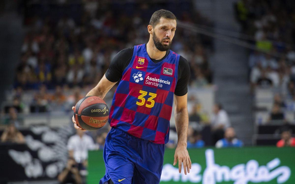 El Barça obre el teló de la Lliga Endesa a Santiago