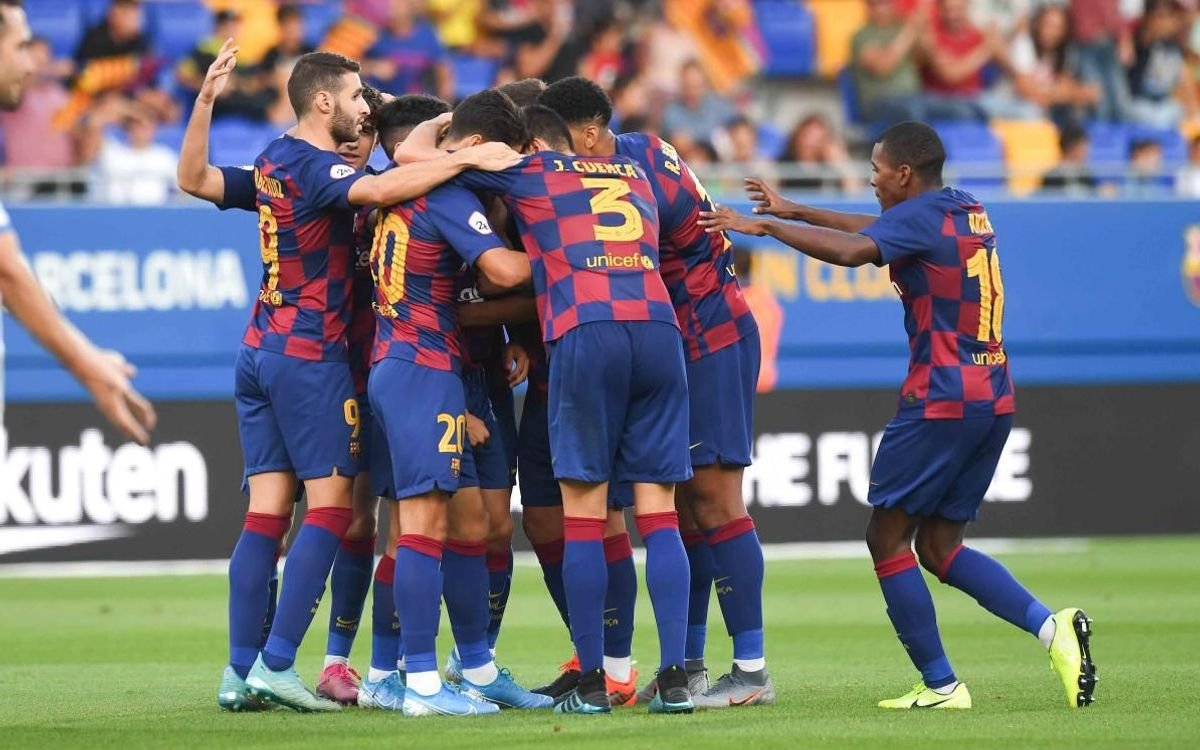 Villarreal B 0-1 Barça B: Win away to the leaders
