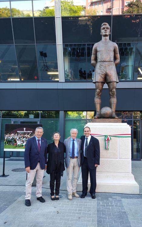 El Barça, presente en el homenaje a Kocsis