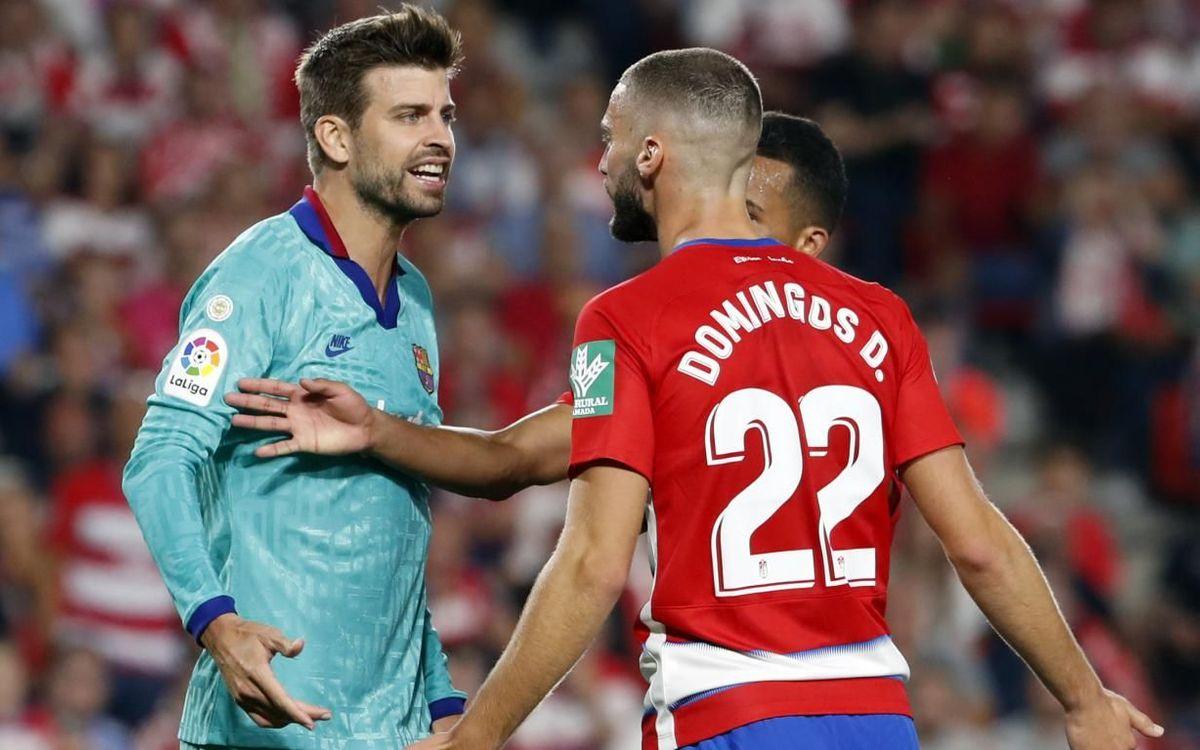 The lowdown on Granada CF