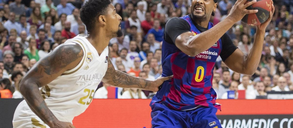 Real Madrid 89-79 Barça: The Super Cup escapes in an open final