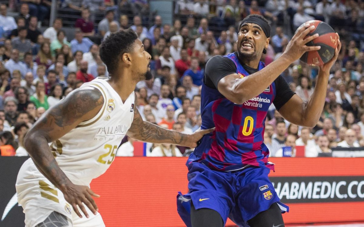 Real Madrid-Barça: Se escapa la Supercopa en un final abierto (89-79)