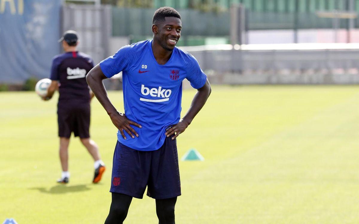 FC Barcelona squad to face Villarreal
