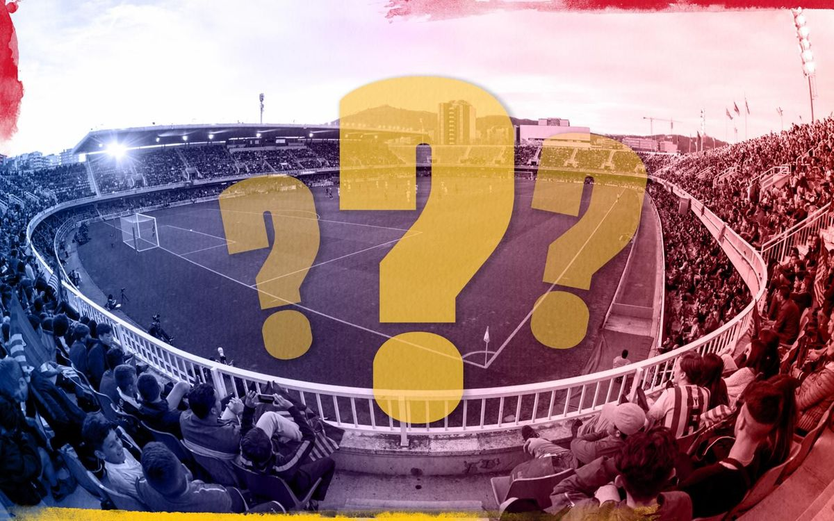 The Miniestadi quiz!