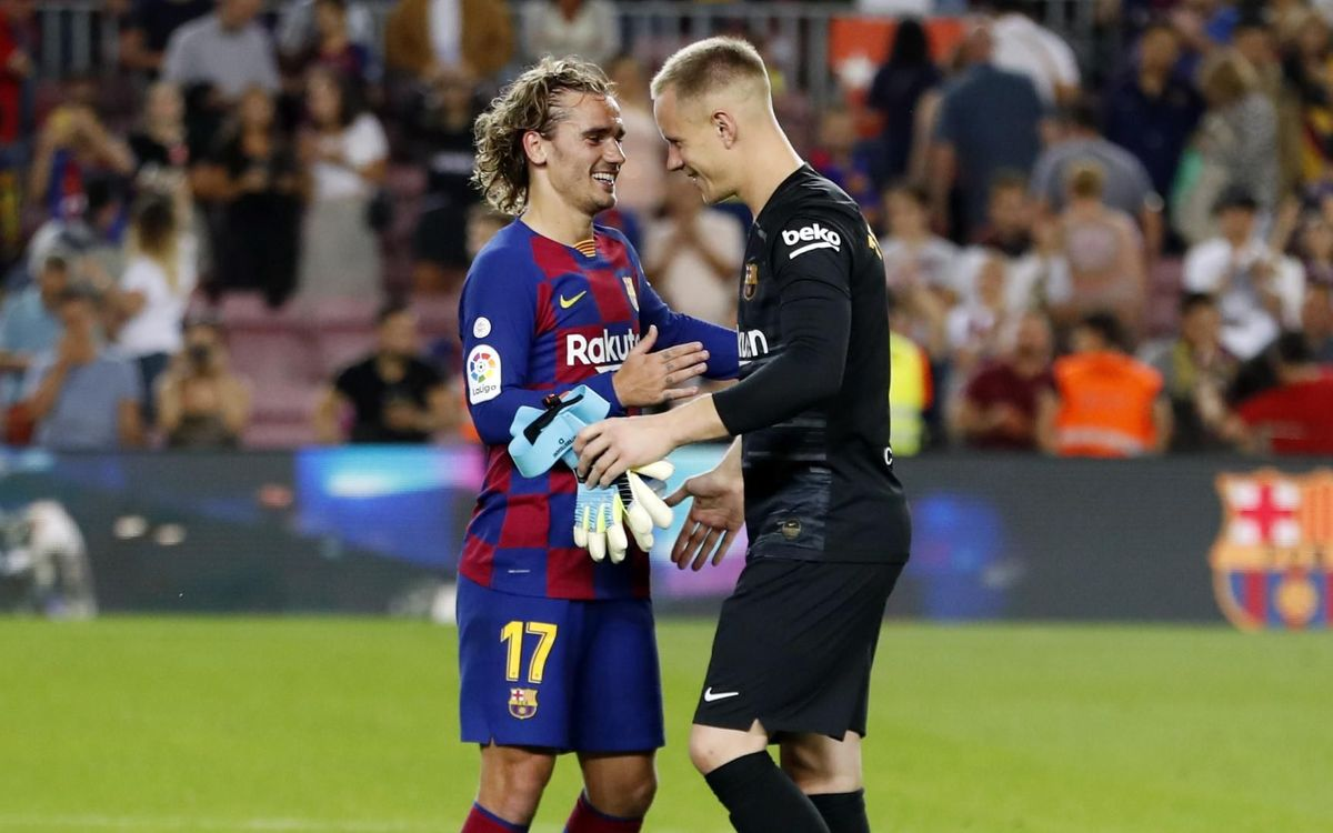 صور مباراة : برشلونة - فياريال 2-1 ( 24-09-2019 )  Mini_2019-09-24-BARCELONA-VILLARREAL-42