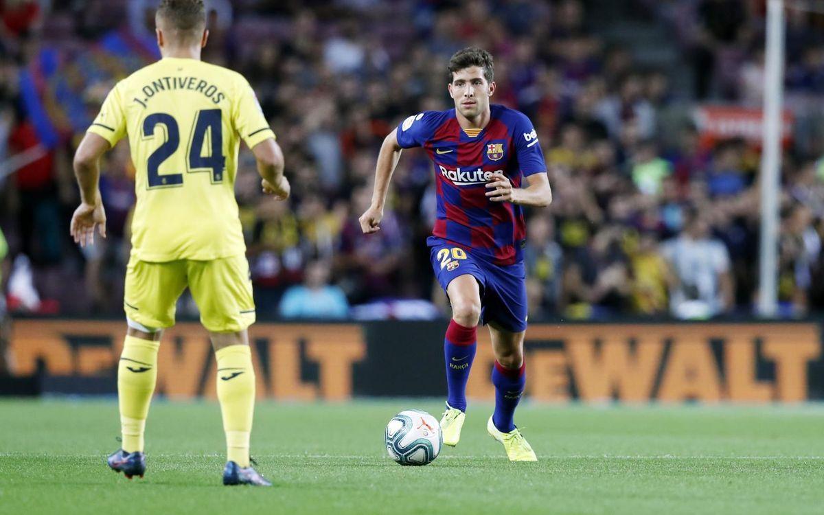 صور مباراة : برشلونة - فياريال 2-1 ( 24-09-2019 )  Mini_2019-09-24-BARCELONA-VILLARREAL-10