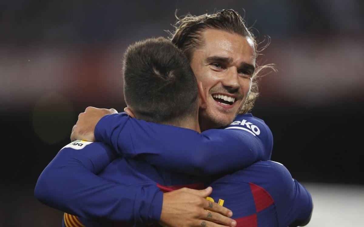 Barça – Villarreal: Griezmann montre la voie (2-1)