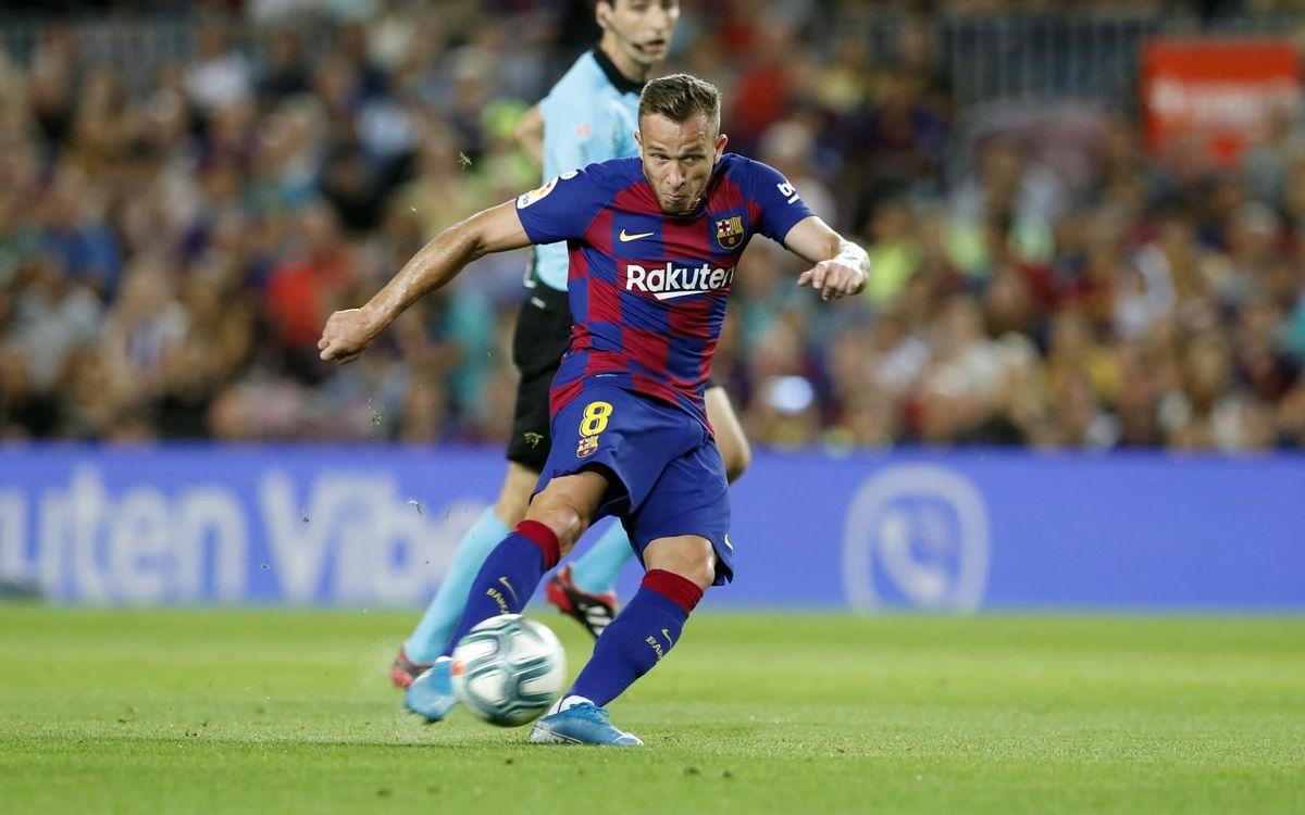 صور مباراة : برشلونة - فياريال 2-1 ( 24-09-2019 )  Mini_2019-09-24-BARCELONA-VILLARREAL-25