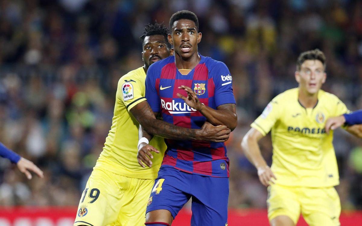 صور مباراة : برشلونة - فياريال 2-1 ( 24-09-2019 )  Mini_2019-09-24-BARCELONA-VILLARREAL-53