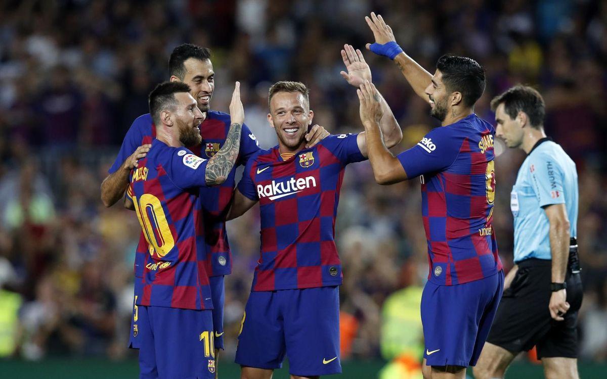 صور مباراة : برشلونة - فياريال 2-1 ( 24-09-2019 )  Mini_2019-09-24-BARCELONA-VILLARREAL-29