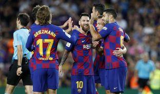 Preview Fc Barcelona V Sevilla