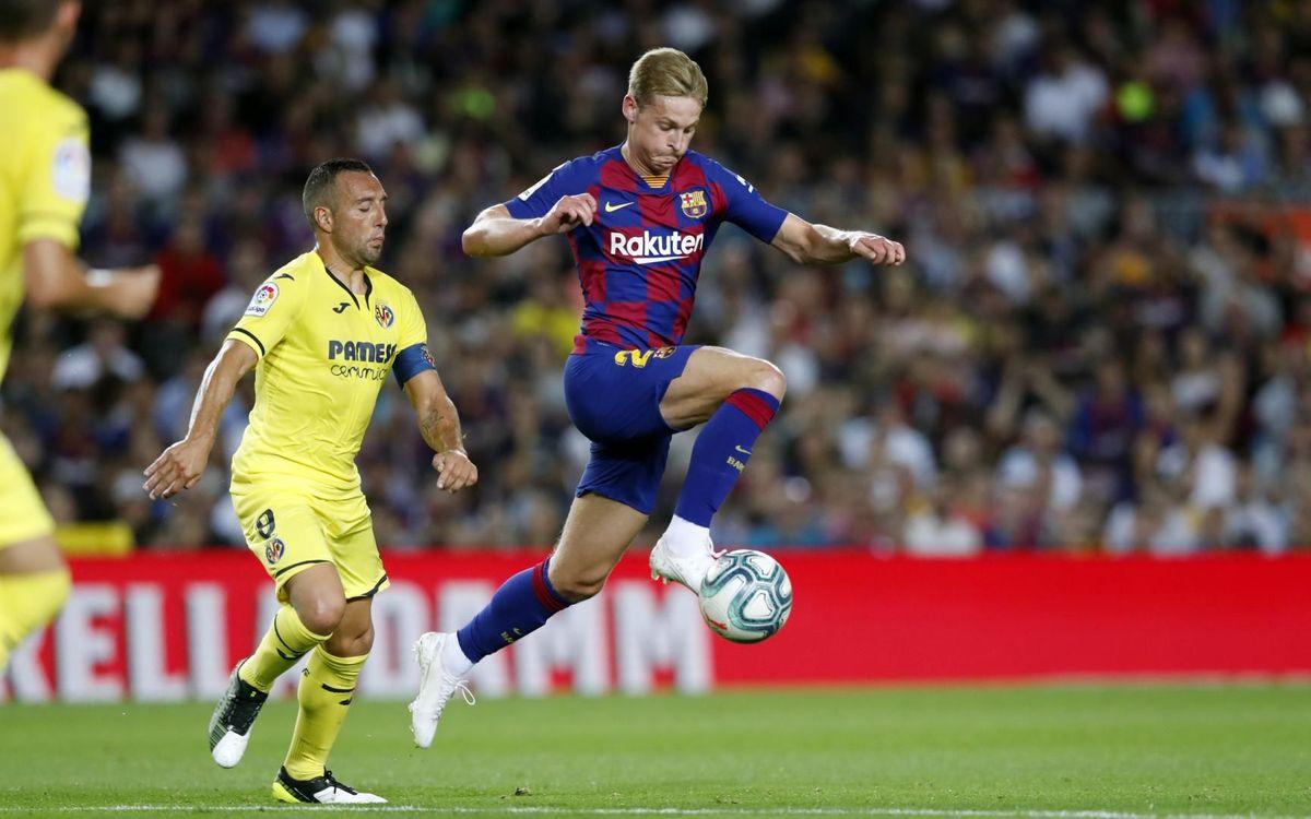 صور مباراة : برشلونة - فياريال 2-1 ( 24-09-2019 )  Mini_2019-09-24-BARCELONA-VILLARREAL-58