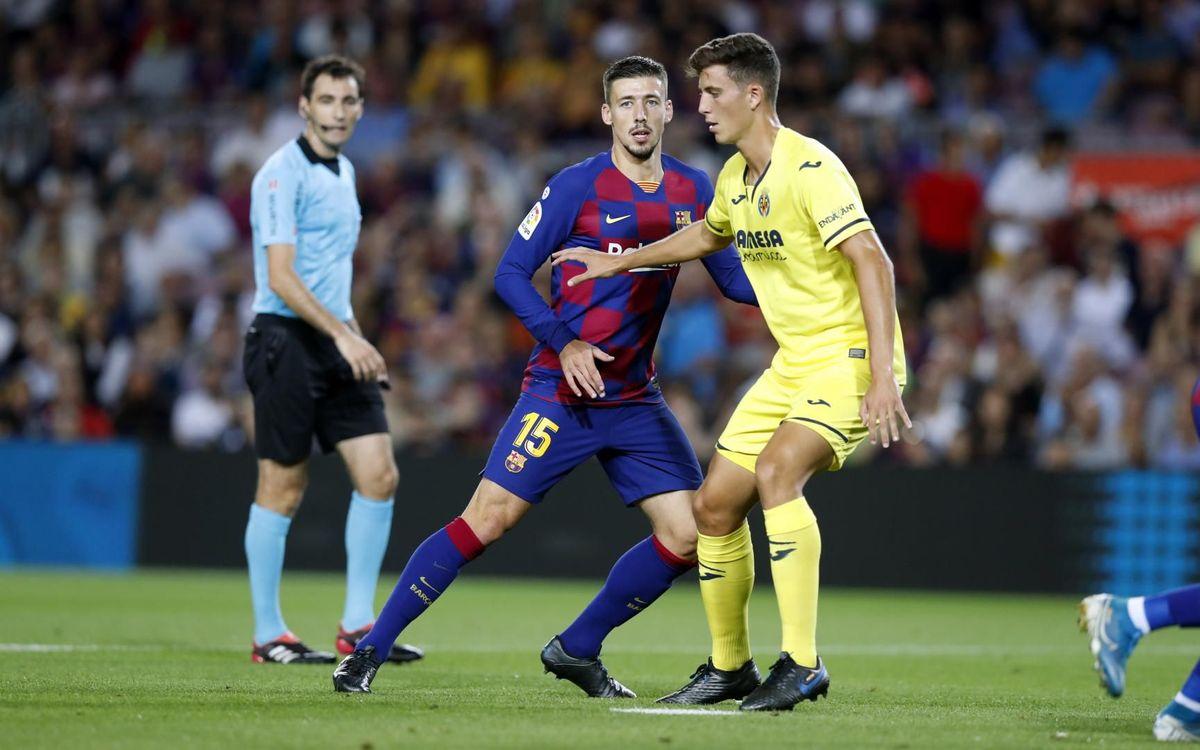 صور مباراة : برشلونة - فياريال 2-1 ( 24-09-2019 )  Mini_2019-09-24-BARCELONA-VILLARREAL-13