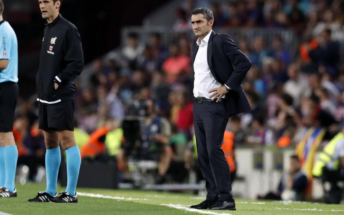 صور مباراة : برشلونة - فياريال 2-1 ( 24-09-2019 )  Mini_2019-09-24-BARCELONA-VILLARREAL-45