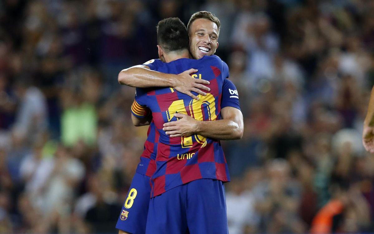 Barça - Celta : Le leader veut rugir