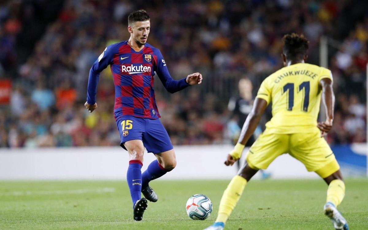 Ya hay horario para el FC Barcelona - Villarreal