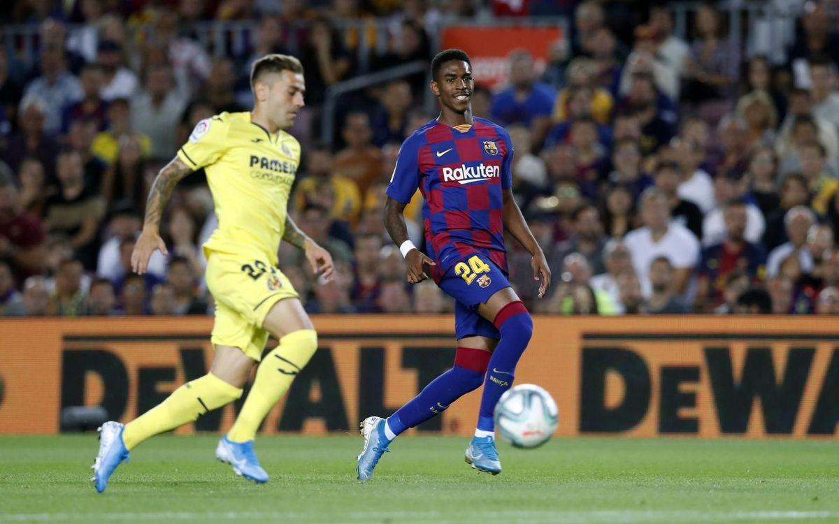 صور مباراة : برشلونة - فياريال 2-1 ( 24-09-2019 )  Mini_2019-09-24-BARCELONA-VILLARREAL-09