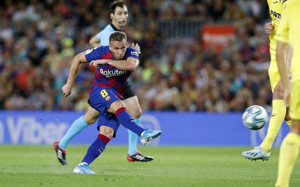 صور مباراة : برشلونة - فياريال 2-1 ( 24-09-2019 )  Mini_2019-09-24-BARCELONA-VILLARREAL-26