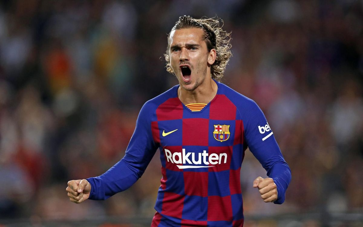 Triunfo de oficio en el Camp Nou (2-1)