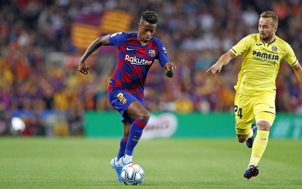 صور مباراة : برشلونة - فياريال 2-1 ( 24-09-2019 )  Mini_2019-09-24-BARCELONA-VILLARREAL-12