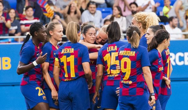 Fc Barcelona 2 1 Juventus To The Round Of 16