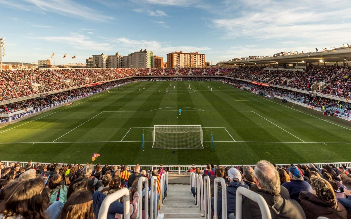 Leave a farewell message to the Miniestadi