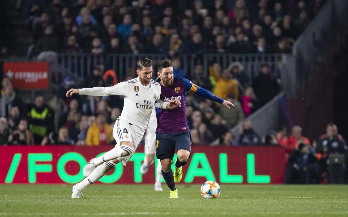 El Clásico date, time confirmed!
