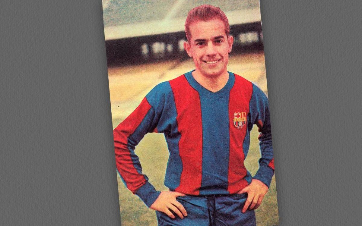 Luis Suárez, vestit de blaugrana.