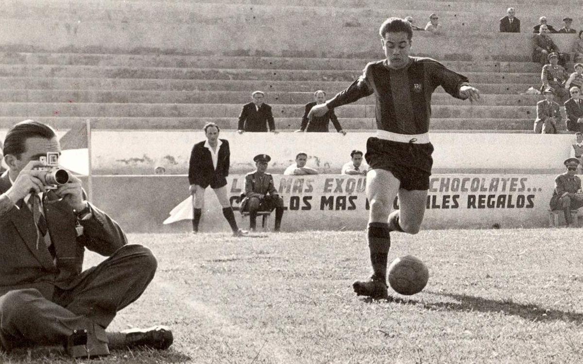 Luis Suárez, durante un partido.