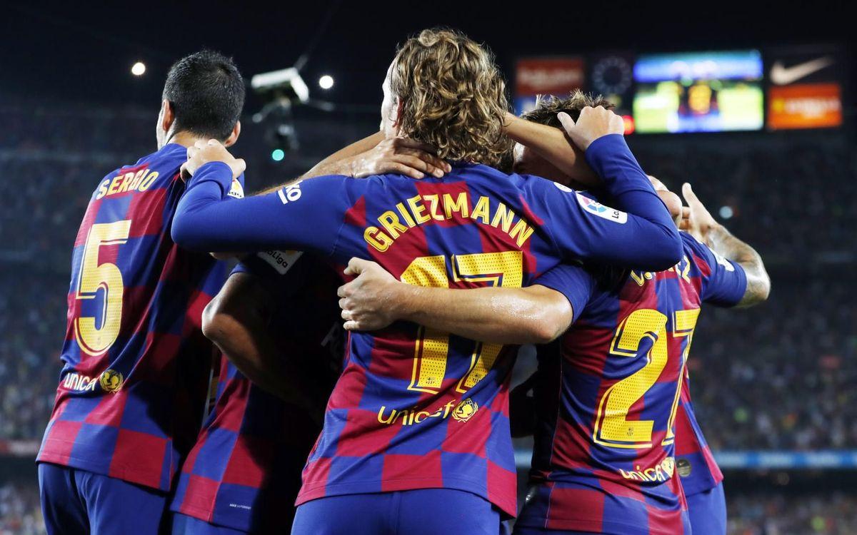 Avant-match | Getafe - Barça : Pour voir plus haut