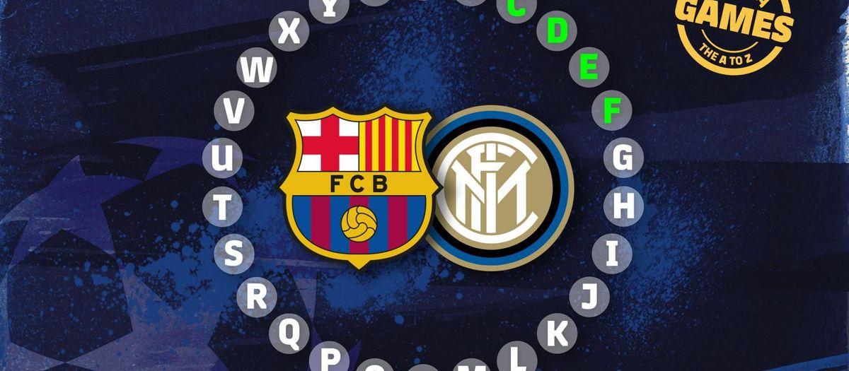The ABC of Barça v Inter