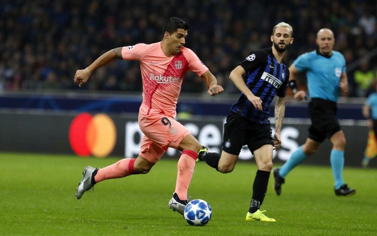 10 choses à savoir avant Barça-Inter