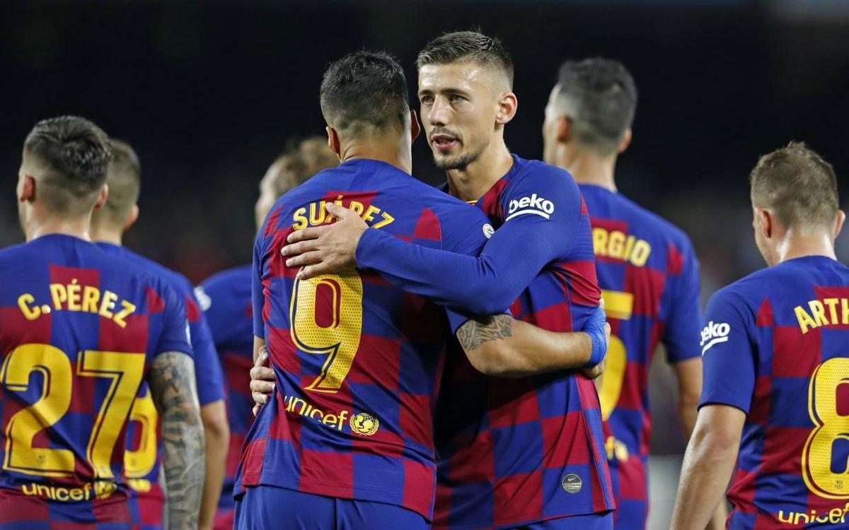 PREVIA | Barça - Inter: Vuelve la Champions al Camp Nou