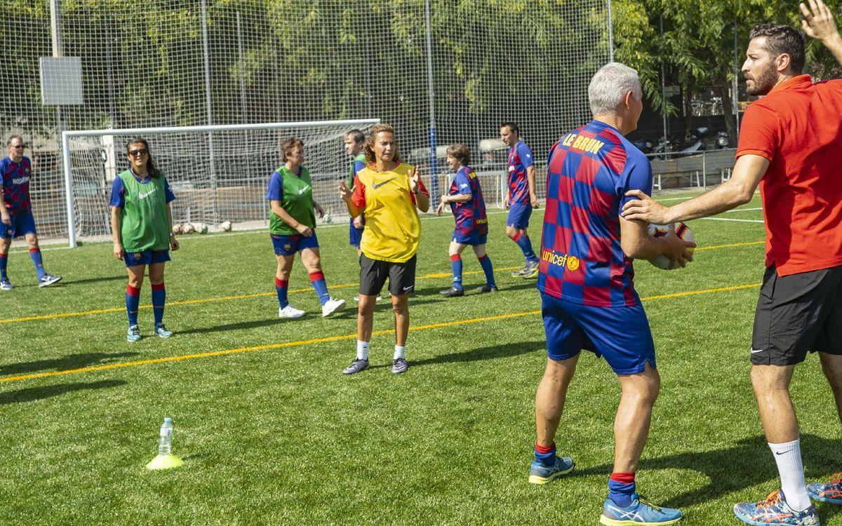 Team building con la Agrupación