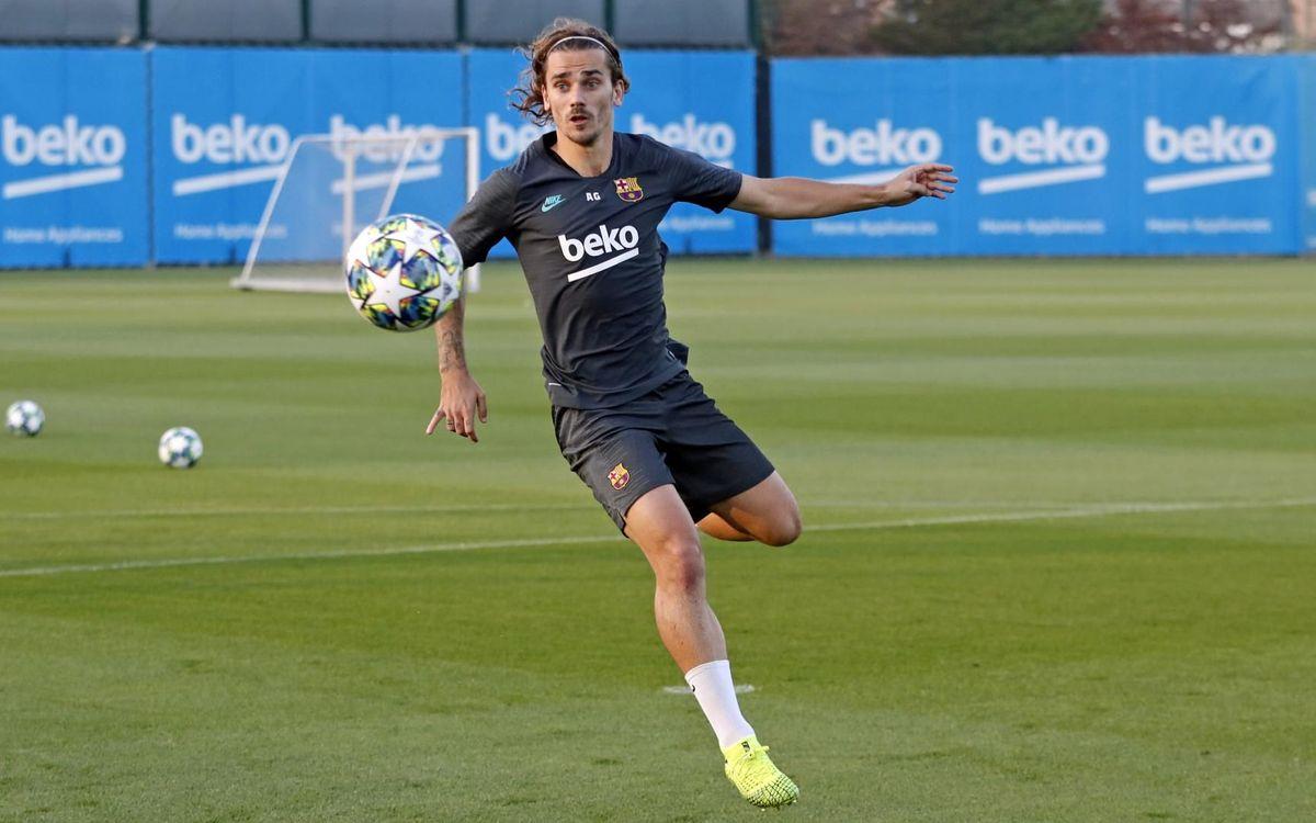 يوم واحد يفصلنا عن مباراة : برشلونة - أنتر  Mini_2019-10-01-ENTRENO-67