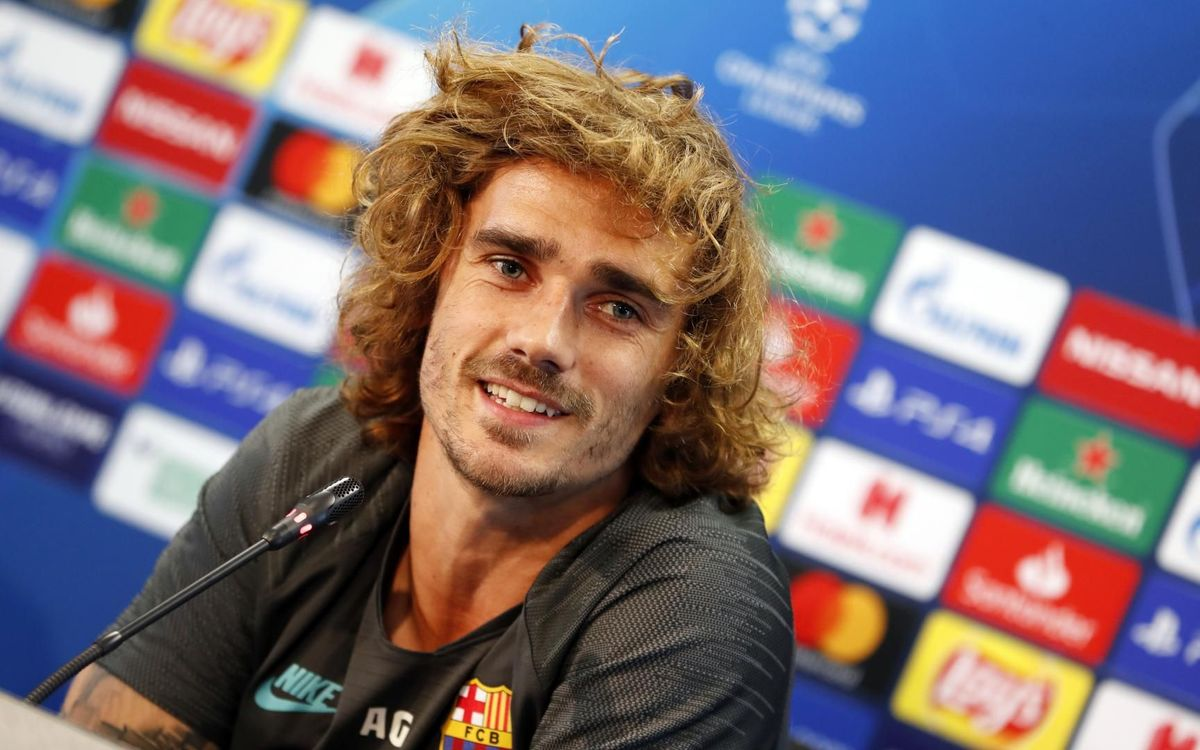 Griezmann: 'My dream is the Champions League'