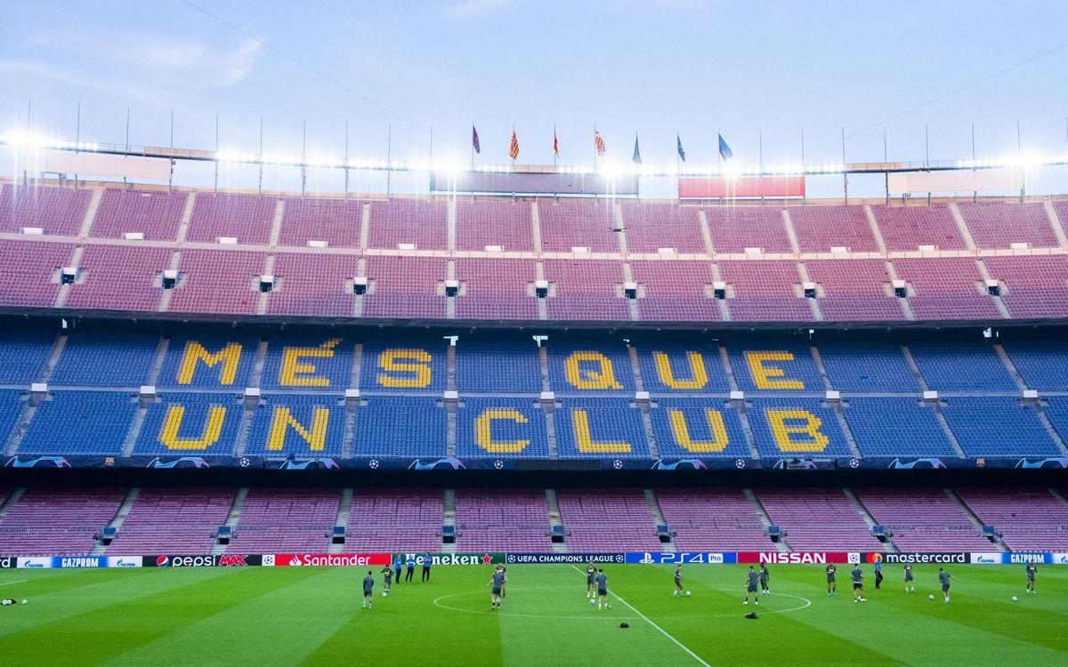 يوم واحد يفصلنا عن مباراة : برشلونة - أنتر  Mini_2019-10-01_ENTRENAMENTINTER_28
