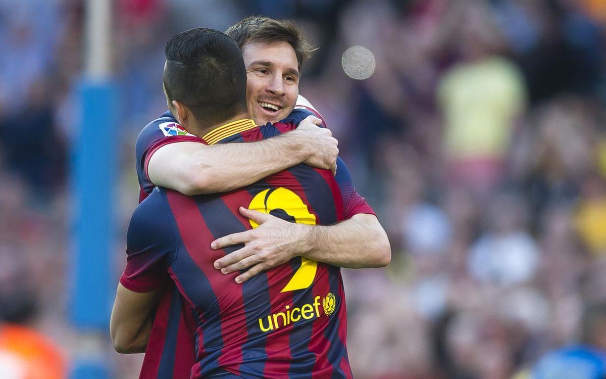 Duelo de reencuentros en el Camp Nou