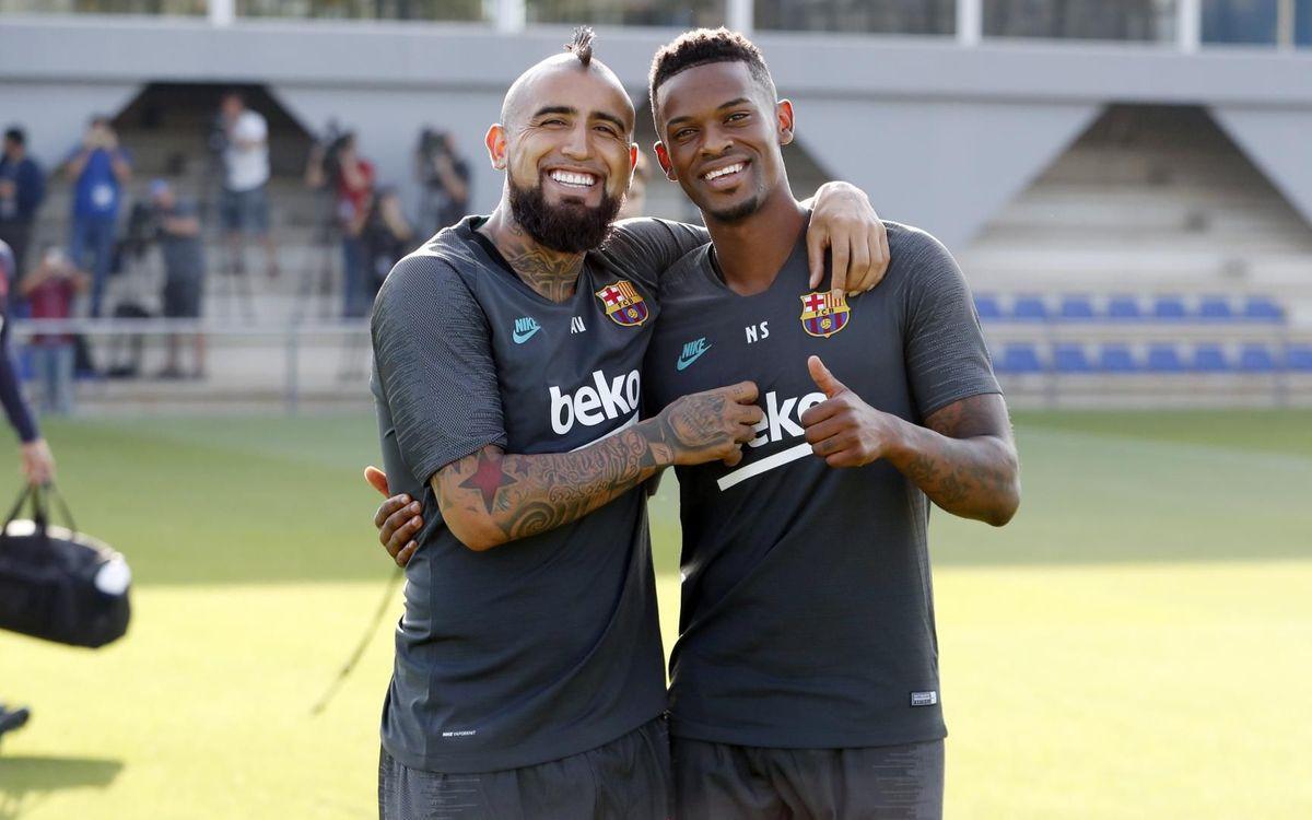 يوم واحد يفصلنا عن مباراة : برشلونة - أنتر  Mini_2019-10-01-ENTRENO-19
