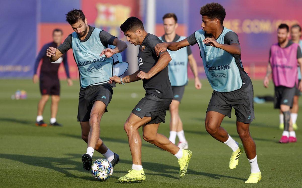 يوم واحد يفصلنا عن مباراة : برشلونة - أنتر  Mini_2019-10-01-ENTRENO-95