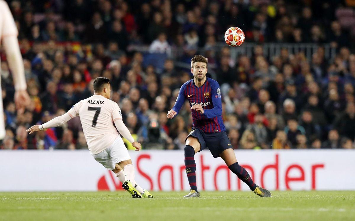Alexis es va enfrontar el curs passat als seus excompanys com a jugador del United